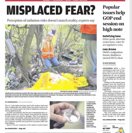 Finance Invoice Uncategorized  The First Secret City Invoice Credit Terms Word with What Is The Invoice Price On A Car Word The St Louis Postdispatch Frontpage Story On Sunday May    Dismissed Community Concerns About Radioactive Contamination In Coldwater  Creek And West  Plumbers Invoice Template Word